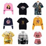 Pop Culture Clothing Business Online